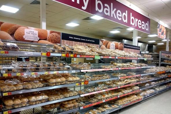 """""""Richtiges"""" Brot wird schmerzlich vermisst … Foto: Anja Kofler"""