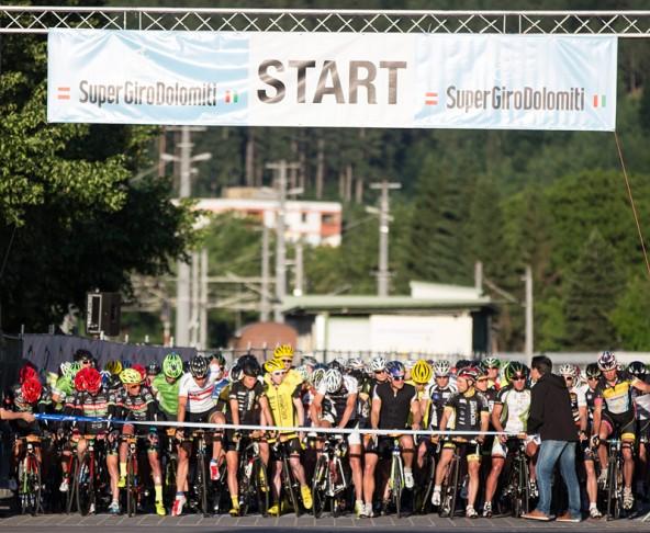 Im Vorjahr nahmen rund 400 Teilnehmer den radmarathon in Angriff, heuer sollen es bereits 1000 sein. Foto: Expa/Groder
