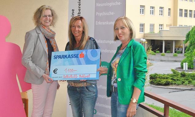Das Selbsthilfe-Osttirol-Team (v.l.): Daniela Meier, Brigitta Kashofer und Christl Rennhofer-Moritz.