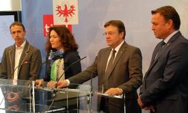 Lech bleibt mit Förderung Modell für Isel