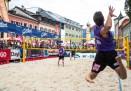 Beachweek: Guter Sport bei schlechtem Wetter