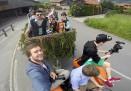 Oldtimerrallye: Von Dorf zu Dorf im Retrolook