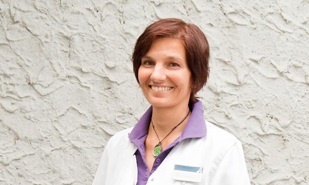 Barbara Oberhammer arbeitet im Team der Franziskus Apotheke als zertifizierte Mineralstoffberaterin nach Dr. Schüssler.