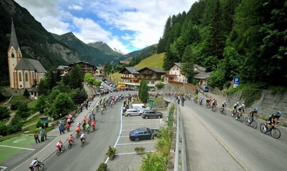 Die Österreich-Rundfahrt wird heuer in Osttirol mit der Glockner-Etappe starten. Foto: Mario Stiehl