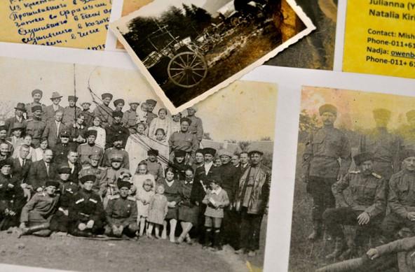 Zu sehen sind ab 4. Juni im Heizhaus auch bisher nicht gezeigte Fotos und Dokumente der Kosakentragödie.