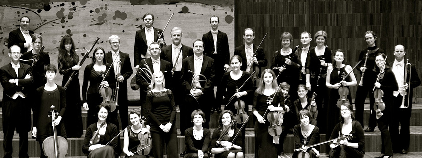Die Tiroler Barockinstrumentalisten unter der Leitung von Wolfgang Kostner.
