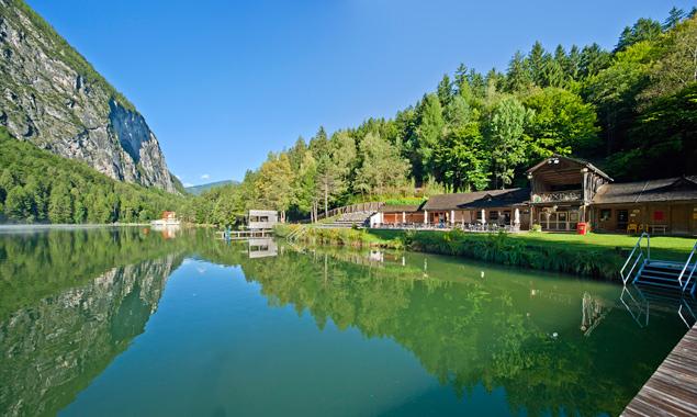 Einheimische wie Touristen suchten in diesem Sommer kühle Orte auf. Osttirol hat davon einige – die Tourismusstatistik profiterte davon. Foto: Wolfgang Retter