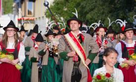 Osttiroler Rhythmen: Bezirksmusikfest in Nikolsdorf