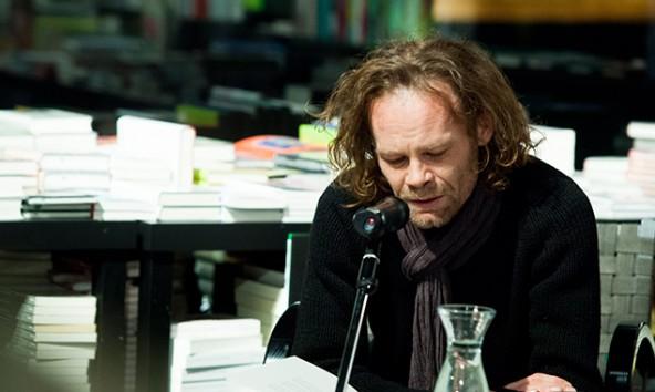 Christoph Bauer ist berühmt für seine Romane, Hörspiele und Gedichtbände, aber auch für seine Übersetzungen. Foto: Florian Schneider