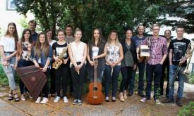 """Reifeprüfung"" an der Lienzer Landesmusikschule"