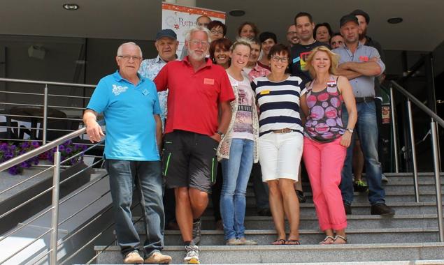 Das Team des Repair Cafés freut sich schon auf die Herausforderungen, die sie beim nächsten Mal, am 12. September, erwarten.