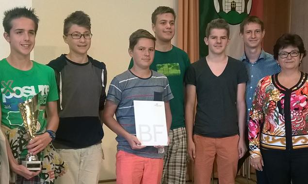 Die Überraschung des dritten Platzes war für die Osttiroler Spieler und ihre Schule groß und umso erfreulicher.