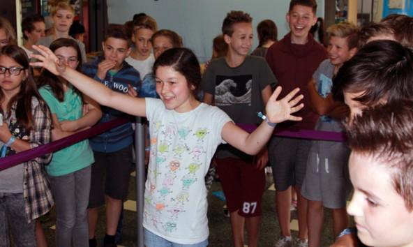 Das Konzept der Workshops lautet: Spaß und Bildung.