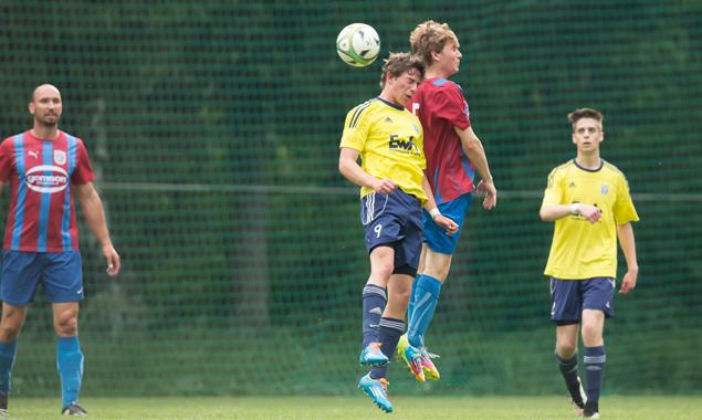 Thal-Assling begeisterte die gesamte Saison über. Fotos: Brunner Images