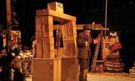 OLALA: Circus Klezmer im Stadtsaal Lienz