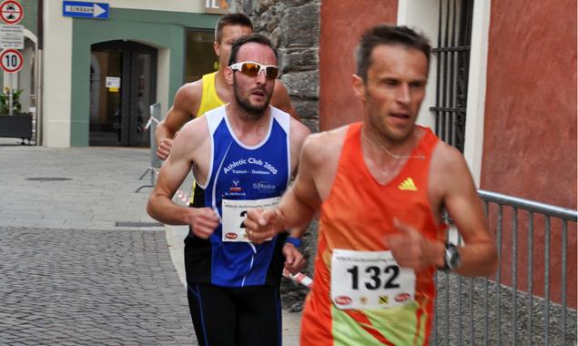 Dietmar Rudigier und Daniel Hackhofer in den entscheidenden Momenten für den Tagessieg.