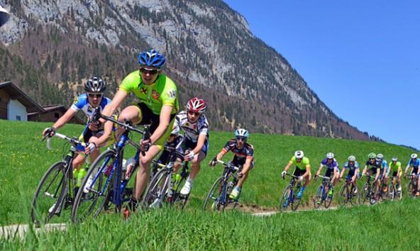 Felix Gall aus der Debant gilt als die große Nachwuchshoffnung im Radrennsport. Foto: Sportfoto Walter Andre