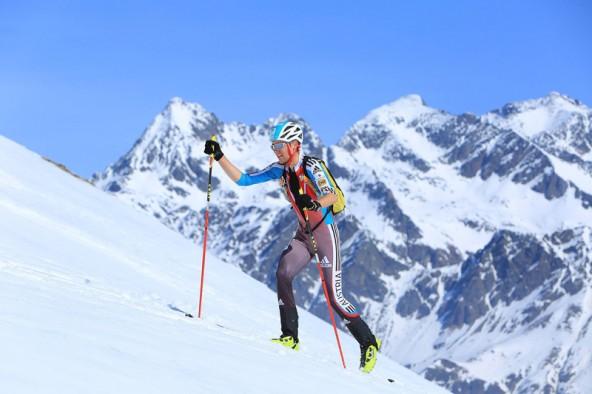 Seit seiner Kindheit geht Martin Weißkopf gerne Touren. Der Schritt hin zum Skibergsteigen war somit ein ganz natürlicher. Fotos: Willi Seebacher
