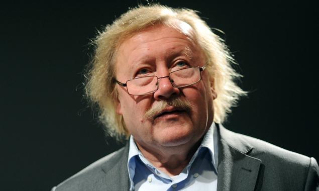Peter Sloterdijk versteht es, hinter bequeme Wahrheiten zu schauen und damit zu provozieren. Foto: Andreas-Gebert/dpa