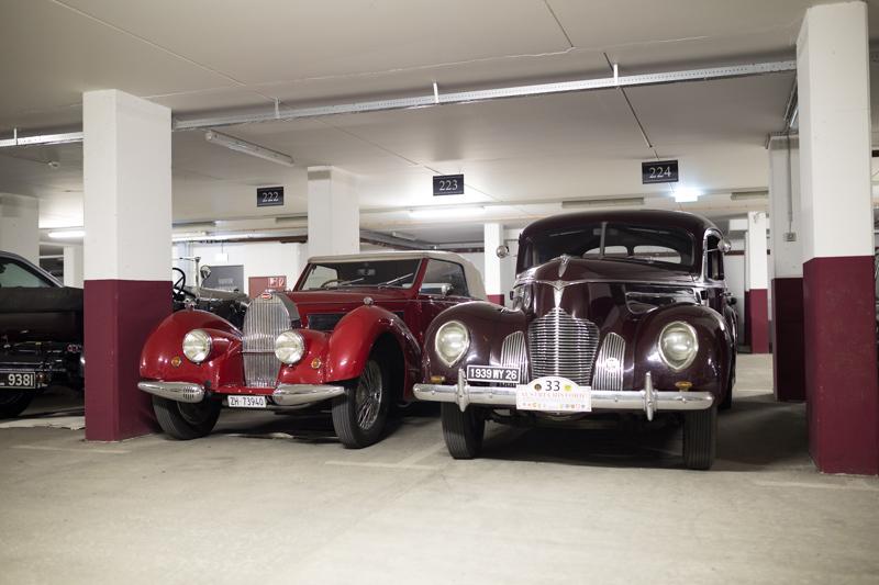Die jüngsten Oldtimer bei Austrian Historic 2015 wurden 1945 gebaut, die meisten Autos sind wesentlich älter und in fantastischem Zustand. Fotos: Marco Leiter