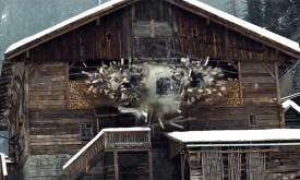 Bond-Trailer: Es kracht in Obertilliach