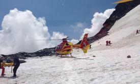 Drei Alpinisten am Glockner gerettet