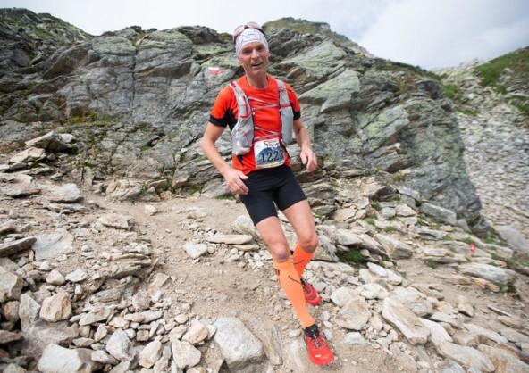 Heinrich Rogl kennt als Kalser die Strecke genau. Er wurde 22. im 50-Kilometerrennen. Foto: Exoa/Groder