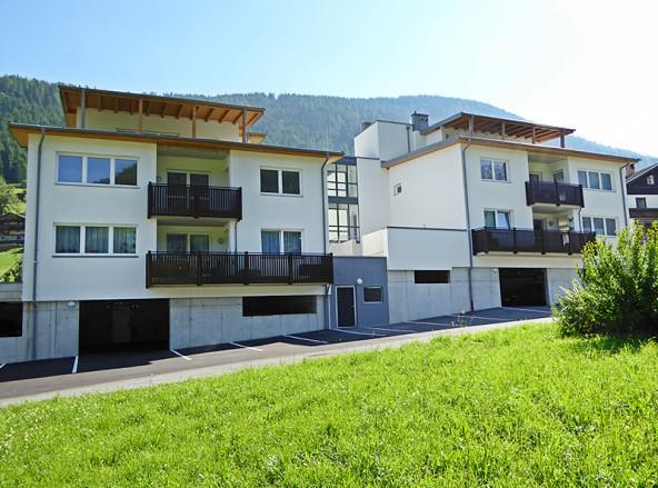 Vier Wohnungen zum Kauf oder zur Miete sind in der attraktiven  OSG-Wohnanlage Kartitsch Millner Feld noch frei.