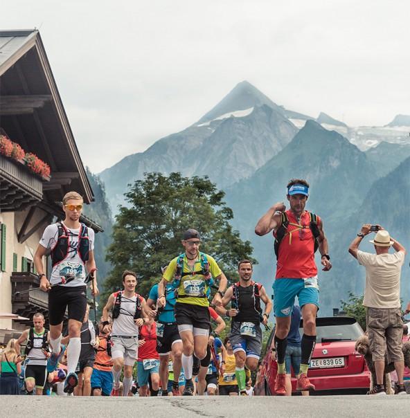 Rund 500 Läuferinnen und Läufer nahmen der ersten Großglockner-Ultratrail in Angriff. Fotos: Expa/JFK