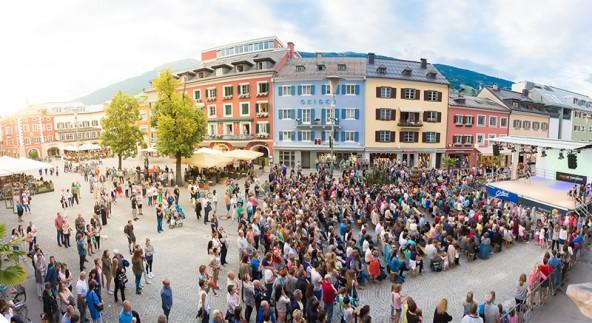 Lienz und Umgebung punkten in der bisherigen Tourismus-Sommerbilanz. Foto: Brunner Images