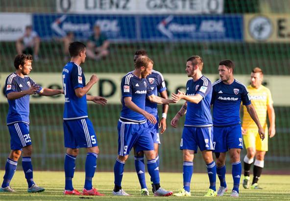 Pascal Groß schoss das 1:0 für Ingolstadt, es blieb der einzige Treffer in diesem Freundschaftsspiel.