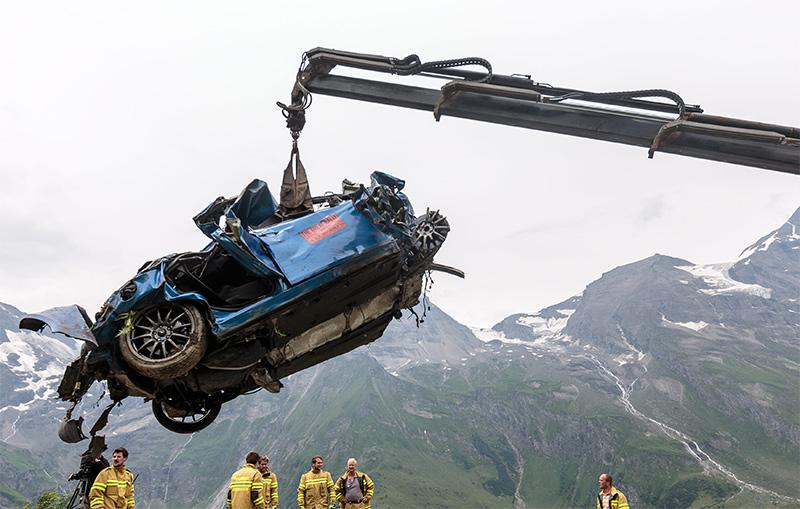 Unfall Großglockner
