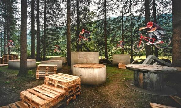 Lokalmatador Fabio Wibmer hat den Trial-Bike-Park Osttirol getestet, am 30. August zeigt er live, was er drauf hat. (Foto: facebook.com/fabio.wibmer)