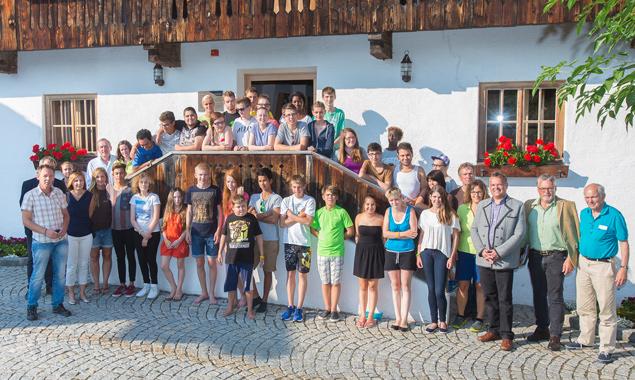Der Ederhof in Iselsberg-Stronach betreut medizinisch, gibt den Kindern und Jugendlichen vor allem aber auch Lebensmut und die Kraft, weiterzumachen. Fotos: Brunner Images