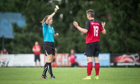 Heimniederlage des FC-WR gegen Dellach/Gail