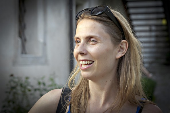 """Cornelia Rainers Stück """"Johanna"""" wurde zum ersten Mal in Osttirol gezeigt. Das Publikum war begeistert."""