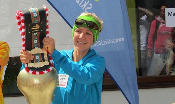 Läuferin Susanne Mair wurde an beiden Füßen schwer verletzt und mehrfach operiert.