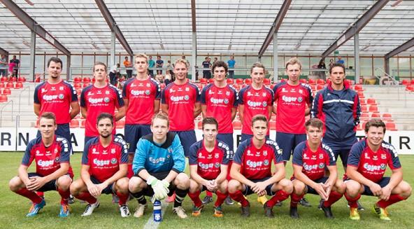 Team Matrei 1b. Fotos: Expa/Groder