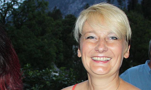 Alexandra Urso-Tabernig will mit ihrer Sammelaktion für Asylwerber nicht nur ein Zeichen dafür setzen, sondern konkret helfen. Foto: Susanne Idl-Arakelian