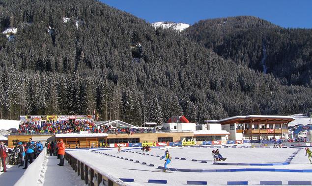 Das Biathlonzentrum in Obertilliach wird der Hotspot bei der Ski-OL-Europameisterschaft sein.
