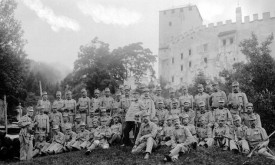 Schloss Bruck: Lienz und der Erste Weltkrieg