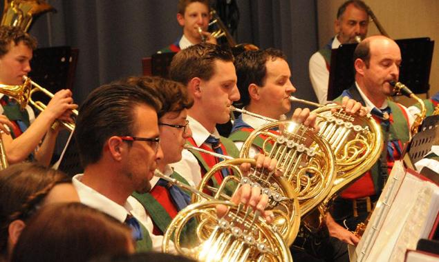 Die Marktmusikkapelle Nußdorf-Debant wird mit anderen Gruppen für den guten Zweck spielen. Foto: M.Ortner