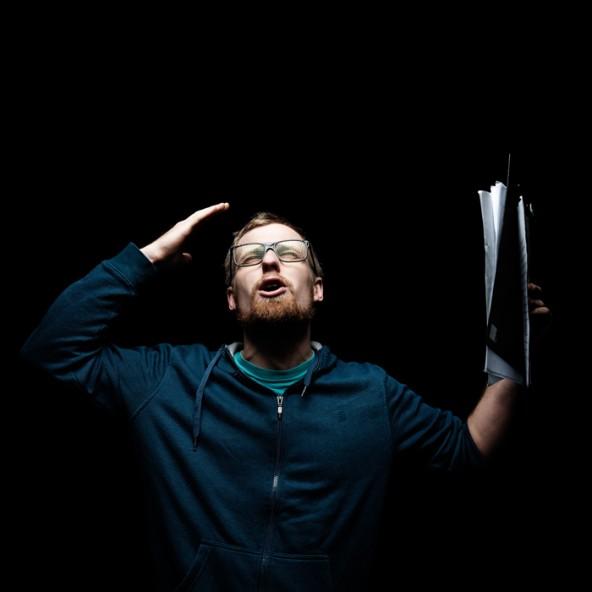Stefan Abermann lebt seit einem Jahr als freier Autor. Foto: robertmaybach.com