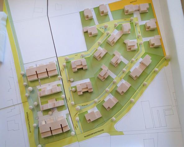 Der Entwurf der WE ist laut Bürgermeisterin Elisabeth Blanik harmonischer und lockerer. Foto: Dolomitenstadt