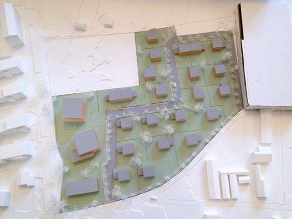 Das Projekt der OSG sieht laut Vizebürgermeister Stephan Tagger mehr Raum für die Privatparzellen zur Verfügung.