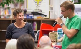 Vierter Poetry Slam in der Stadtbücherei Lienz