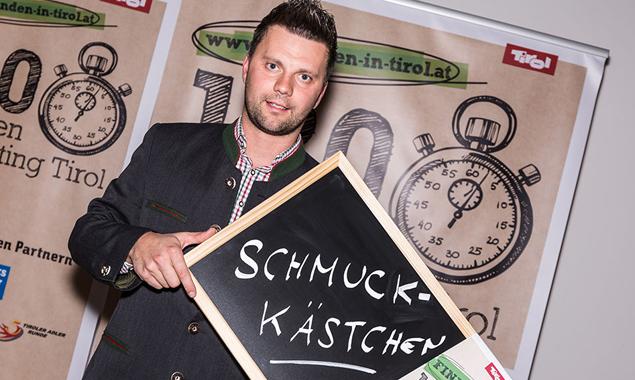 Bernhard Webhofer möchte Gaimberg aufwerten.