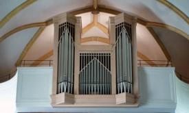 Gaimberger Orgel feiert ersten Geburtstag
