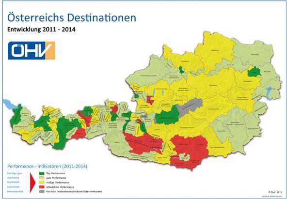 """Alles im grünen Bereich. Nach einer Einschätzung des Hoteliersverbandes entwickelte sich Osttirols Tourismus in den vergangenen Jahren """"gut"""". Ganz anders sieht die Bilanz bei den Kärntner Nachbarn aus."""