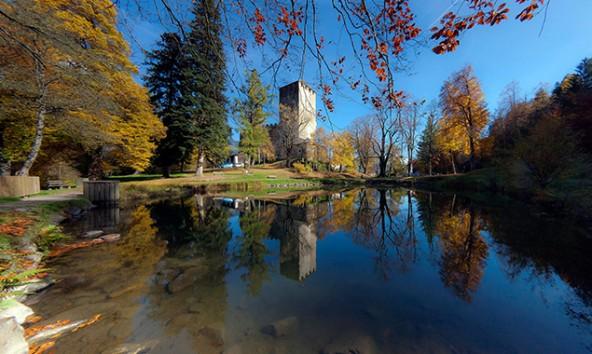 """""""Golden"""" ist der Herbst derzeit nicht nur in der Natur. Auch der Tourismus bilanziert im September mit einem Plus. Foto: Wolfgang C. Retter"""